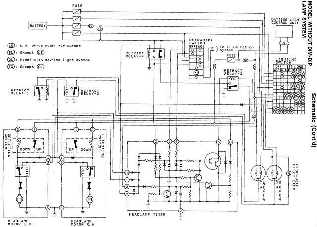 180 FSM Headlight Wiring?md1408354774 s13 dcc wiring diagram efcaviation com s13 wiring diagram at soozxer.org